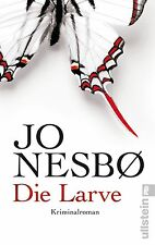 Jo Nesbo - Die Larve - Harry Holes 9. Fall - UNGELESEN