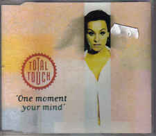 Total Touch- One moment Your mind cd maxi single