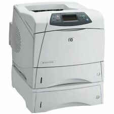 HP LaserJet 4200DTN Workgroup Laser Printer- Reconditioned