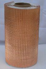Anti Moos, Moos Stop, Moos Stopp, Kupferband, Kupferrolle 30 cm breit / 5 m lang