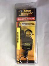 Gear Keeper Retractable Micro Scuba RT5-5906