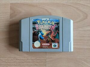 Pokemon Stadium Nintendo 64 Spiel N64