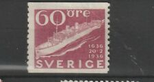 STAMP  FROM SWEDEN 1936.