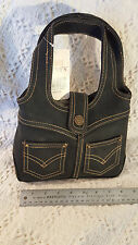 Levi's  Leather  Handbag black