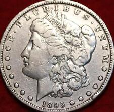 1895-O New Orleans Mint Silver Morgan Dollar