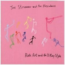 Joe Strummer-Rock, Art and the X Ray Style CD 10 tracks alternativa rock NUOVO
