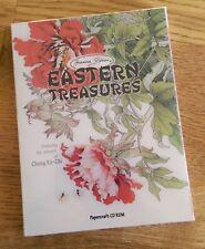 Joanna Sheen Eastern Treasures CD-ROM Papercraft Brand New