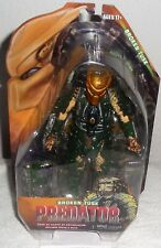 Neca Predator Serie 18 Broken Tusk Predator Action Figur  Neu/Ovp