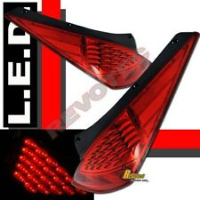 Red LED Tail Lights For 03-05 Nissan 350z Fairlady Z33 Plug & Play RH & LH