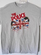 NEW - THE POLICE WORLD TOUR 07-08 BAND / CONCERT / MUSIC T-SHIRT 2XL / X X LARGE