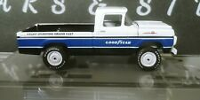 Johnny Lightning Truck and Trailer 'Goodyear' 1959 FORD F-250 Real Riders