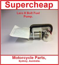 Laro and Hunter, Fuel Pump,  suits, Prostreet, Regal, Venom, SPT350, Daytona.