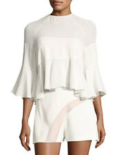 Alexis Albania Top Small, White NWT