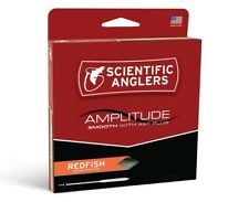 S/A Amplitude Smooth Redfish (Warm) Fly Line - WF8F - 138437