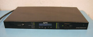 APC G5BLK 9-Outlet 15A G-Type Rack Power Filter (Tested)