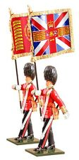 W. Britain - The Queen's Diamond Jubilee Set, The Guards Colours, Irish Guards
