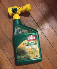 Ortho Tree and Shrub Insect Killer Lawns Landscapes Concentrate Ready-to-Spray F
