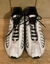 Nike Shox TW 316714-162 Black Red White Men's US Size 11 Running Shoes Sneakers