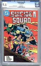 Suicide Squad #2 - CGC Graded 9.6 (NM+) 1987 - 2nd Issue