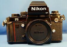 Nikon F3HP 35mm SLR Film Camera Tested