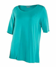 Marks and Spencer Women's Semi Fitted Crew Neck Tops & Shirts