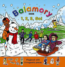 One, Two, Three, Go!: Magnet Book (Balamory)-ExLibrary