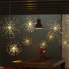 LED Fairy Lights Fireworks Bouquet Copper String Light Battery Remote Control AU