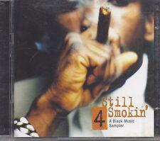 Columbia Promo R&B & Soul Music CDs