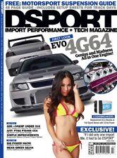 DSPORT #117(July2012) 2006 Mitsubishi EVO 9 Extreme Evolution w Jayne Chen