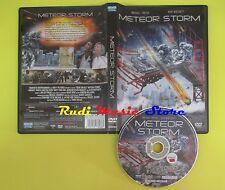 DVD METEOR STORM michael trucco kari matchett 86 minuti EAGLE mc lp vhs cd(D4)