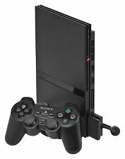 PlayStation 2 PS2 Slim Console Modded Free McBoot 2500+ NES SNES Sega Games