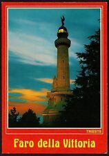 AA2949 Trieste - Città - Faro della Vittoria - Notturno