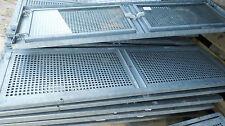 1x Stahlkellerfenster Kellerfenster Metall Verzinkt Stahl Fenster Stall Fenster
