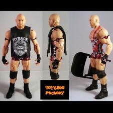 WWE Ryback Elite 24 Entrance Shirt & Chair Wrestling Action Figure Kid Child Toy