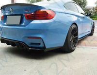 BMW M4 F82 Carbon M Performance Side Extensions Blades Lip Side Skirts Steps