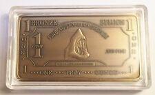 Bronze Australian Exonumia