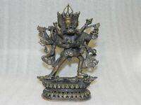 """Vintage Yogambara and jnana dakini Bronze statue 11"""""""