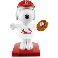 Snoopy Charlie Brown Peanuts St Louis Cardinals Bobblehead  SGA Theme 6/27/18