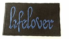 LIFELOVER Embroidered PATCH Swedish Black Metal Happy Days