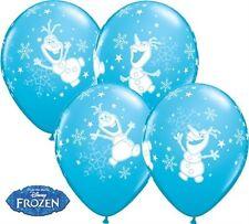 "25 x Olaf 11"" Latex Balloons Disney Frozen Christmas Birthday Party Decoration"