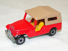Matchbox No. 53 Jeep CJ6
