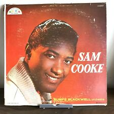 Songs by Sam Cooke by Sam Cooke 1957 Vinyl Keen Records 1st Prs Bumps Blackwell