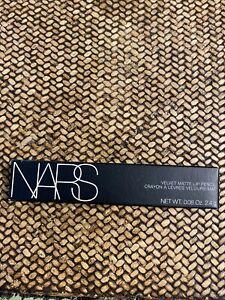 NARS Velvet Matte Lip Pencil Crayon in DOLCE VITA .08 Oz Full Size New In Box