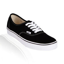 VANS Authentic Classic Skate Unisex Shoes - Black/White