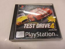 PlayStation 1  PSX  PS1  Test Drive 4