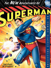 THE NEW ADVENTURES OF SUPERMAN  DVD