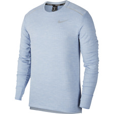 NWT Nike Therma Sphere Element 3.0 Long Sleeved Running Top Blue BV4707 460 S