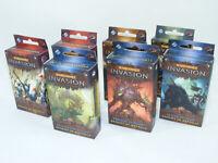 WARHAMMER INVASION Paquet de Bataille Jeux de Cartes Games Workshop Cycles LCG