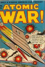 Atomic War #4 Photocopy Comic Book