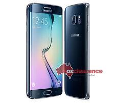 USED   Samsung Galaxy S6 edge +   32GB   Black Smartphone   Screen Burn